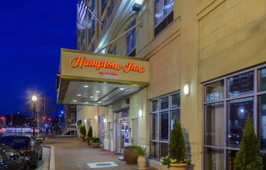 Exterior view Hampton Inn Washington-Downtown-Convention Center DC