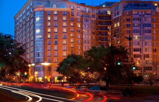 Außenansicht Hampton Inn Washington-Downtown-Convention Center DC