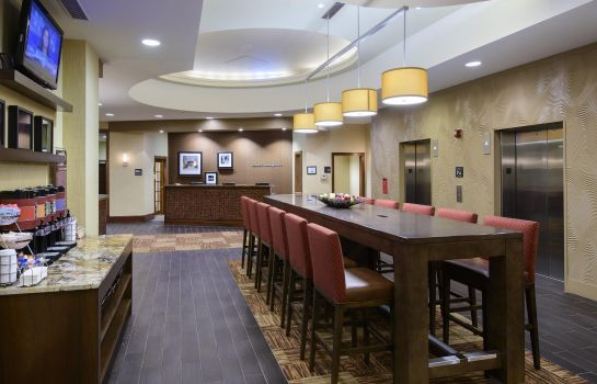 Bar hotelowy Hampton Inn Washington-Downtown-Convention Center DC