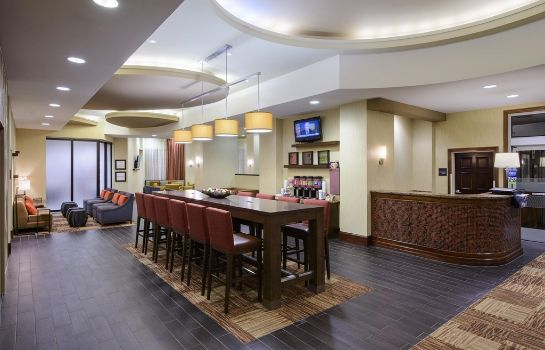 Hotelhalle Hampton Inn Washington-Downtown-Convention Center DC