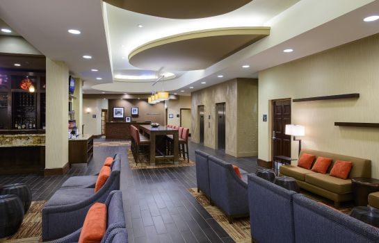 Hol hotelowy Hampton Inn Washington-Downtown-Convention Center DC