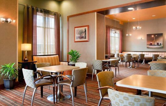 Restaurant Hampton Inn Washington-Downtown-Convention Center DC