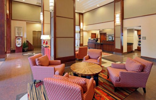 Hotelhalle Hampton Inn - Suites Reagan National Airport - Crystal City