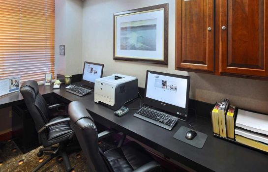 Information Hampton Inn - Suites Reagan National Airport - Crystal City