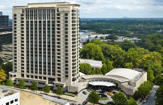 Vista esterna InterContinental Hotels BUCKHEAD ATLANTA