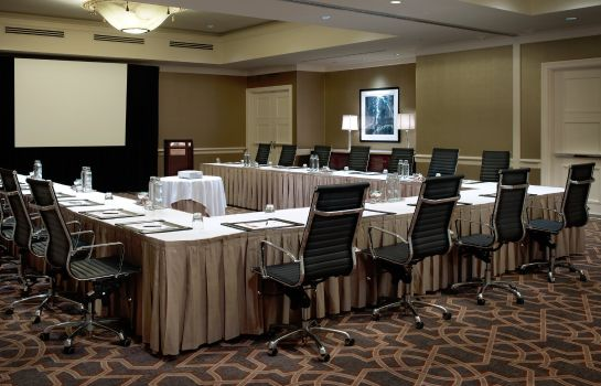 Conference room InterContinental Hotels BUCKHEAD ATLANTA