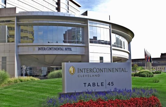 Vista esterna InterContinental Hotels CLEVELAND