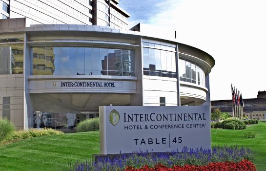 Außenansicht InterContinental Hotels CLEVELAND