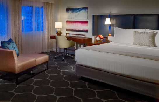 Zimmer Royal Sonesta Houston Galleria