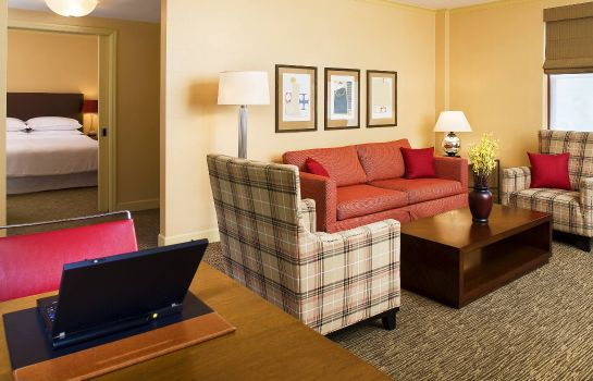 Suite Four Points by Sheraton San Jose Downtown