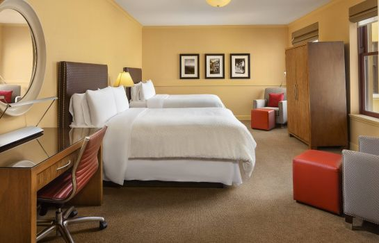 Zimmer Four Points by Sheraton San Jose Downtown