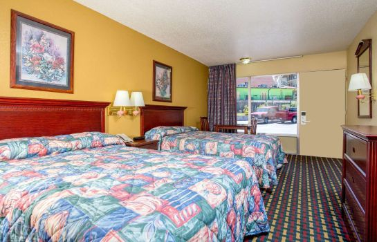 Room KNIGHTS INN NASHVILLE-ANTIOCH