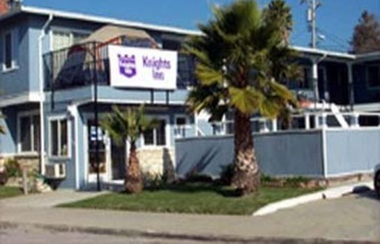 Vista exterior KNIGHTS INN SANTA CRUZ BEACH