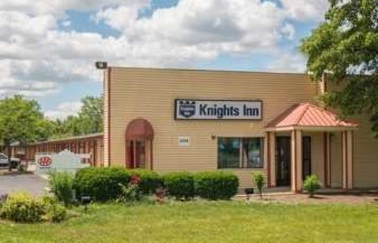 Buitenaanzicht KNIGHTS INN DOWNTOWN COLUMBUS