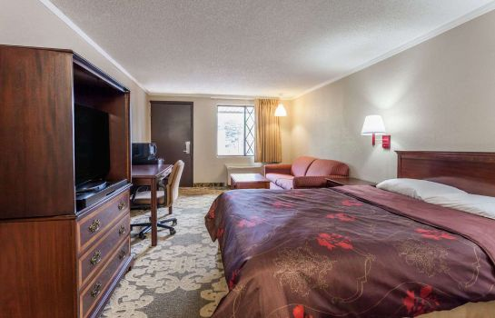 Suite KNIGHTS INN FARMINGTON HILLS