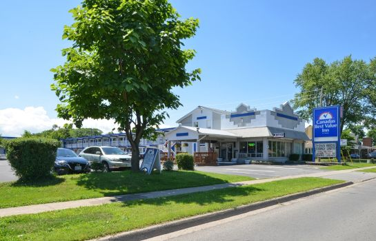 Außenansicht Canadas Best Value Inn-Niagara Falls