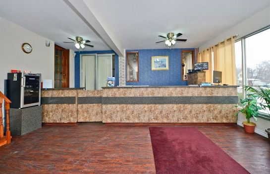 Hotelhalle Canadas Best Value Inn-Niagara Falls