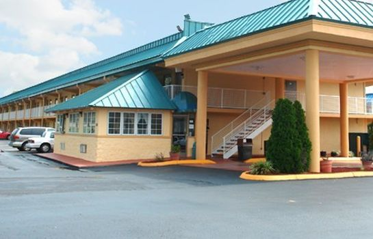 Exterior view EXPRESS INN KNOXVILLE