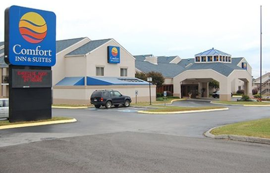Außenansicht Rodeway Inn & Suites West Knoxville
