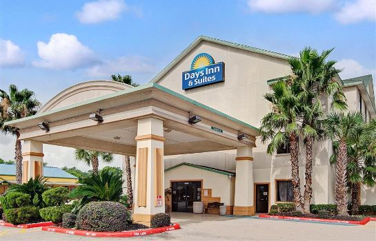 Widok zewnętrzny Days Inn and Suites Houston North/Aldine