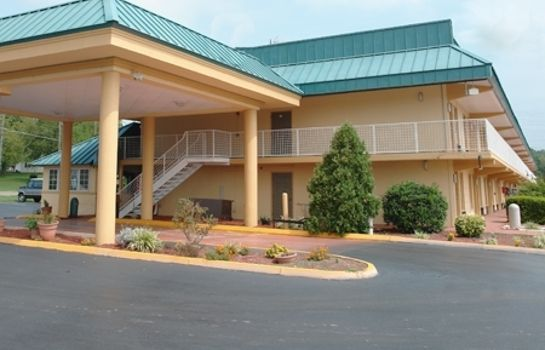 Exterior view Days Inn by Wyndham Knoxville North Days Inn by Wyndham Knoxville North