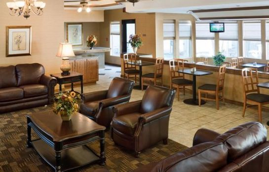 Hotelhalle Quality Inn & Suites Albuquerque Downtown - University