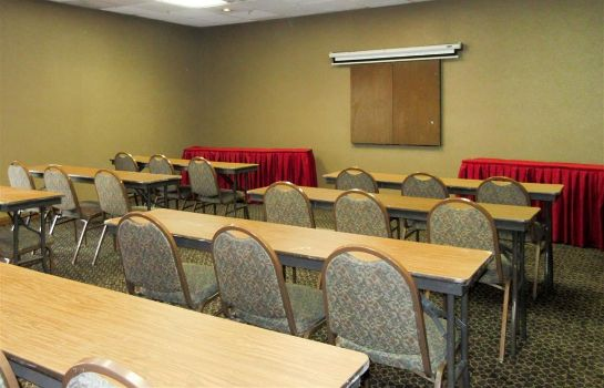 Tagungsraum Quality Inn and Suites Albuquerque Downt