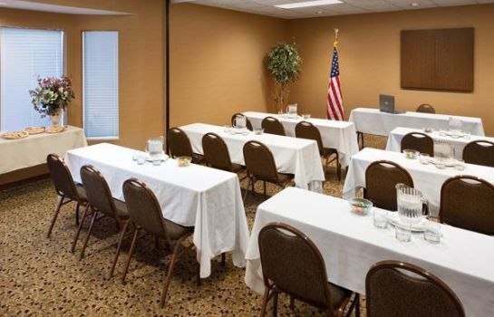 Sala konferencyjna Quality Inn & Suites Albuquerque Downtown - University
