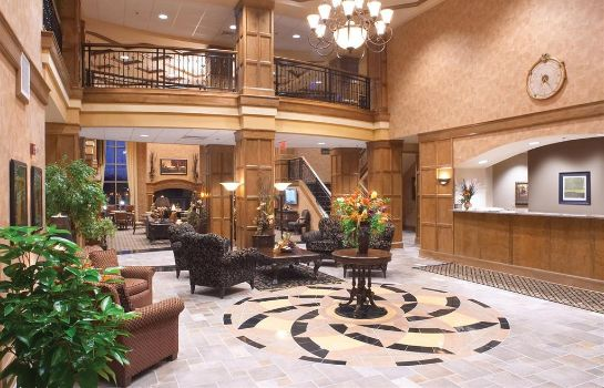 Hotelhalle CLUBHOUSE HOTEL SUITES SIOUX FALLS