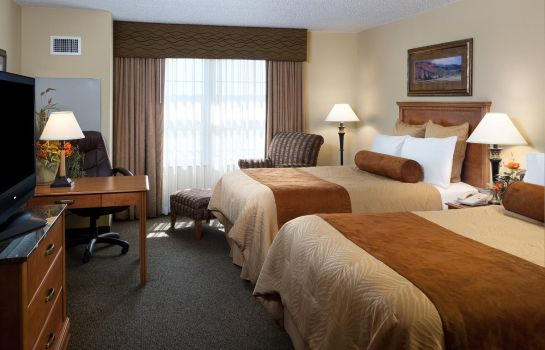 Camera CLUBHOUSE HOTEL SUITES SIOUX FALLS