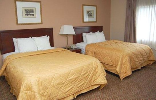 Zimmer Rodeway Inn & Suites West Knoxville