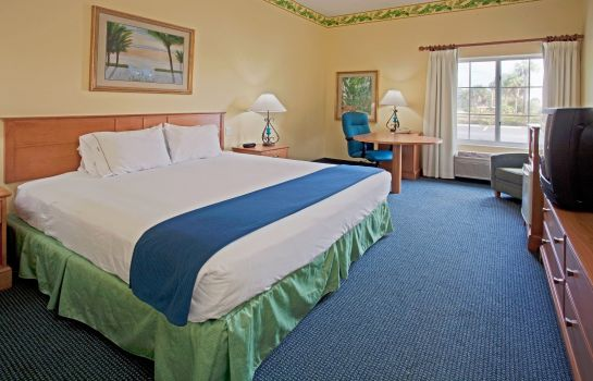 Zimmer Holiday Inn Express & Suites ORLANDO - LK BUENA VISTA SOUTH