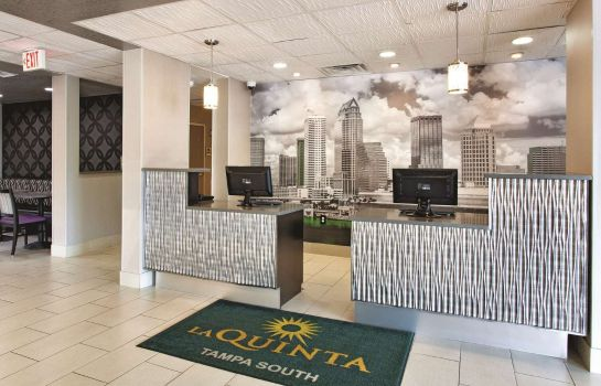 Hotelhalle La Quinta Inn Tampa South