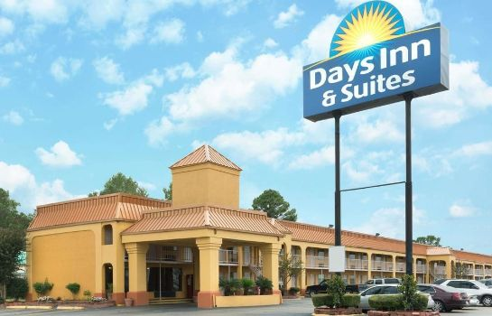 Bild Days Inn & Suites Vicksburg