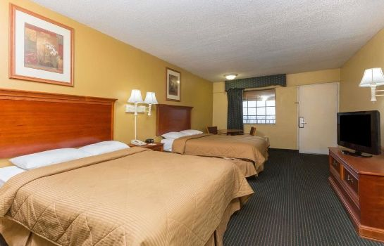 Standardzimmer Days Inn & Suites Vicksburg