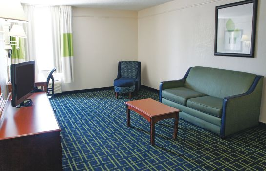 Suite La Quinta Inn Ste Tulsa Central