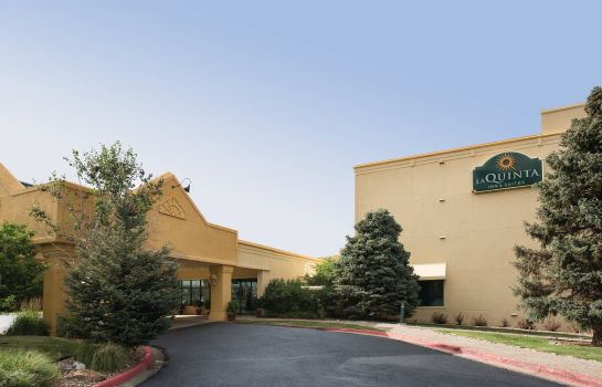 Buitenaanzicht La Quinta Inn Ste Englewood Tech Center