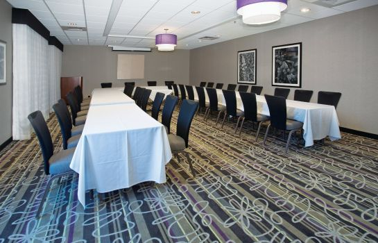 Conference room La Quinta Inn Ste Englewood Tech Center