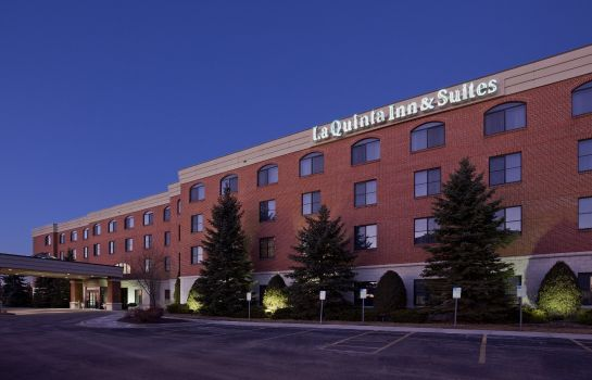 Exterior view La Quinta Inn Ste Madison American Ctr