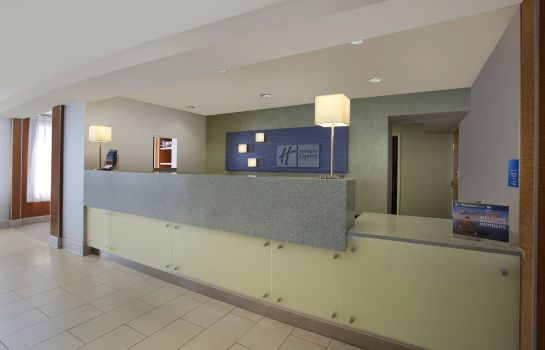 Hotelhalle Holiday Inn Express ROMULUS / DETROIT AIRPORT