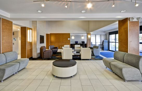 Hall Holiday Inn Express ROMULUS / DETROIT AIRPORT