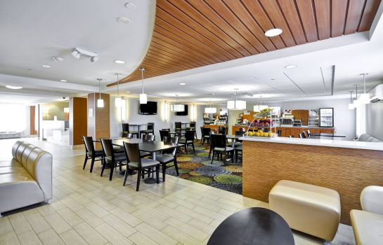 Ristorante Holiday Inn Express ROMULUS / DETROIT AIRPORT