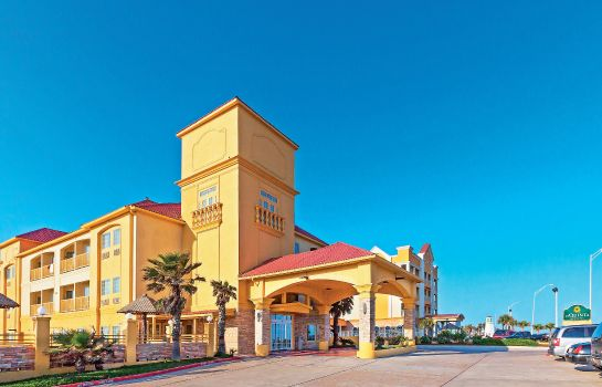 Vista esterna BEST WESTERN GALVESTON WEST BEACH HOTEL