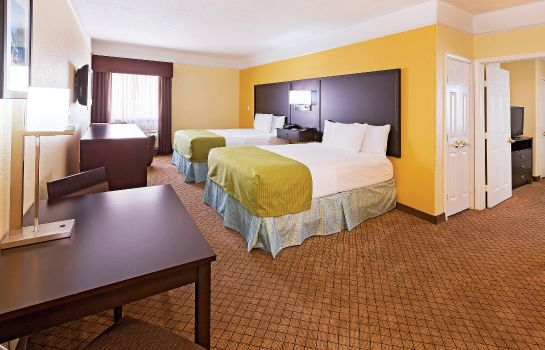 Zimmer BEST WESTERN GALVESTON WEST BEACH HOTEL