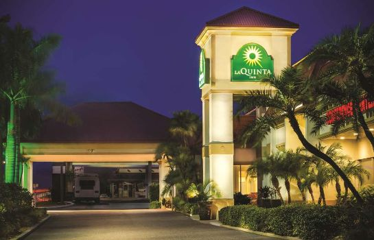 Exterior view LA QUINTA INN CLEARWATER CENTRAL