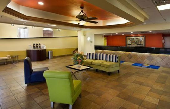 Hotelhalle Quality Inn & Suites Winter Park Village Area