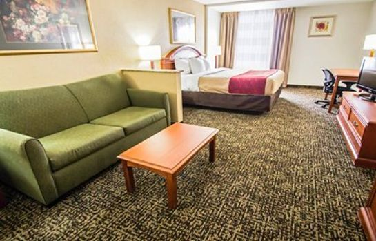 Suite Quality Inn & Suites Winter Park Village Area