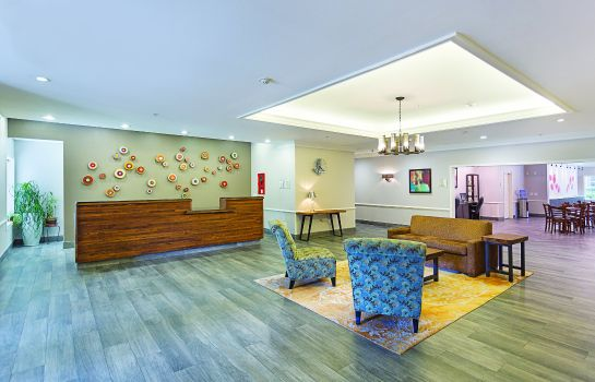 Hotelhalle La Quinta Inn Ste Houston West Clay Road