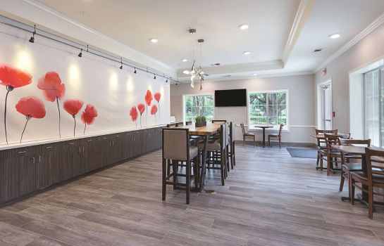 Restaurant La Quinta Inn Ste Houston West Clay Road