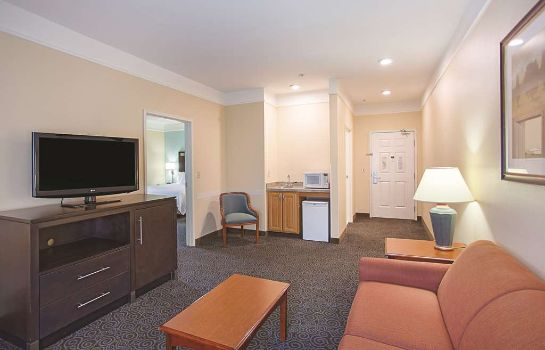 Suite La Quinta Inn and Suites Houston West at Clay Road